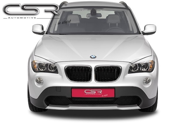 csr booskijkers bmw x1 e84 cargoods. Black Bedroom Furniture Sets. Home Design Ideas