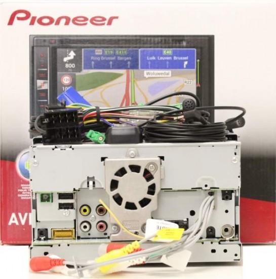 PIONEER AVIC-F980BT - Dubbel Din Radio/CD-Speler met ...