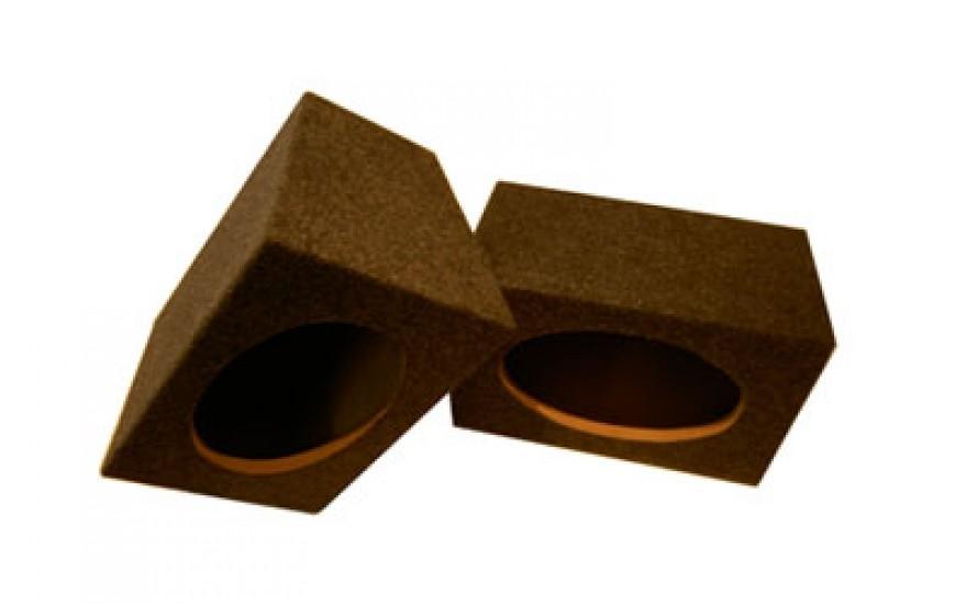 NECOM NED6969.1 - 6x9 Inch speakers behuizing