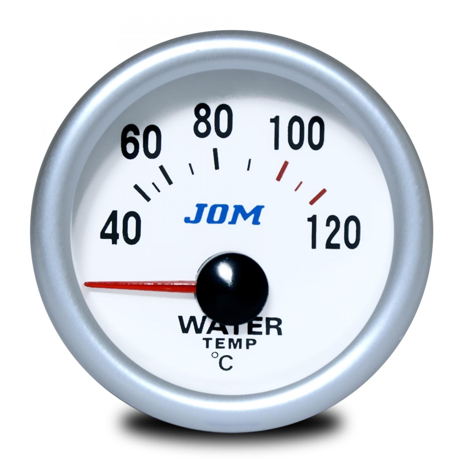 Water Temperatuur Meter Yountimer Wit Jom 21116