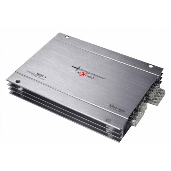 EXCALIBUR X600.4 - 4 kanaals versterker 2400W