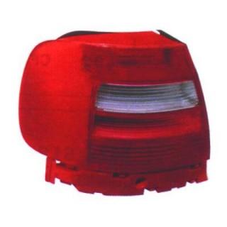Achterlicht rechts Audi A4 B5 - Rood