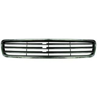 Embleemloze grill Audi A4 B5