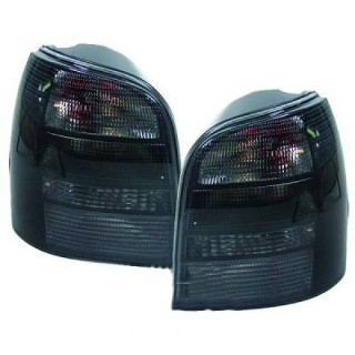 Achterlichten Audi A4 B5 - Zwart
