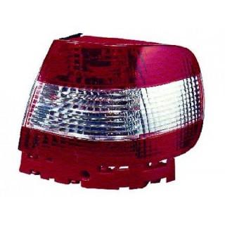 Achterlichten Audi A4 B5 - Rood