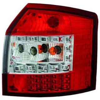 LED Achterlichten Audi A4 B5-B6 - Rood