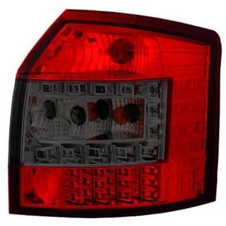 LED Achterlichten Audi A4 B5-B6 - Zwart
