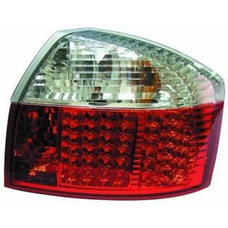 Achterlichten Audi A4 B5-B6 - Rood