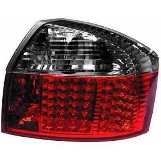 Achterlichten Audi A4 B5-B6 - Zwart