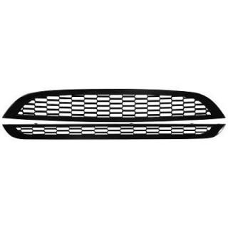 Embleemloze grill set Mini - Zwart
