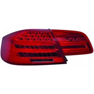 LED Achterlichten BMW BMW 3-Serie E92 Coupe - Rood/Smoke