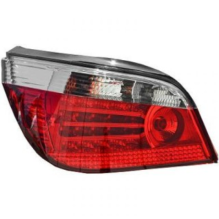 LED Achterlichten BMW 5-Serie E60 - Rood/Wit