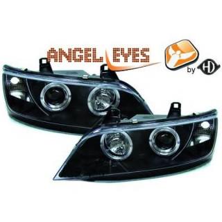 Angel eyes koplampen BMW Z3 - Zwart