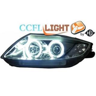 CCFL Angel eyes koplampen BMW Z4 - Chroom