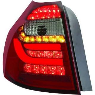 LED Achterlichten BMW 1-Serie E81, E87 - Rood/Smoke