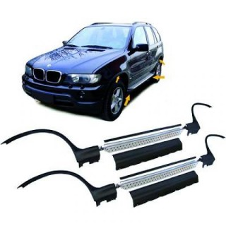 Treeplanken / Side Steps Bmw X5 E53 1999-2003