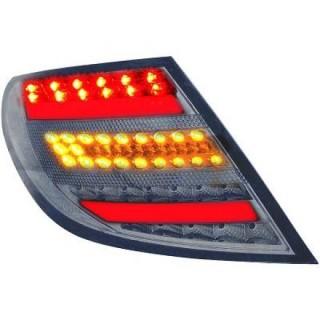 LED Achterlichten Mercedes C-Klasse W204 Sedan - Smoke