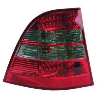 LED Achterlichten Mercedes ML W163 - Rood