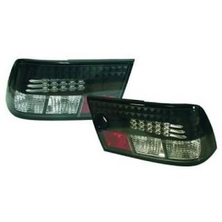 LED Achterlichten Opel Calibra - Zwart