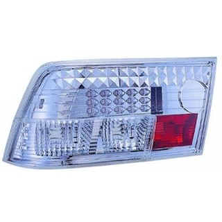 LED Achterlichten Opel Calibra - Chroom