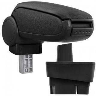 Armsteun zwart stof - geschikt voor Ford Focus MK1