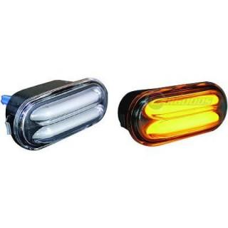 LED Zijknipperlichten Seat en Vw - Zwart