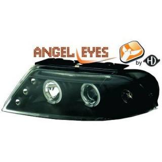 Angel eyes koplampen Volkswagen Passat B5 - Zwart
