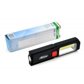 LED Werklamp / Zaklamp met 3W COB LED - DBL004