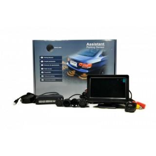 Parkeersensoren met LCD scherm en Camera model 2