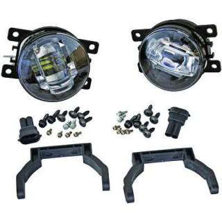 Set LED mistlampen Citroen, Opel, Renault, Ford, Peugeot