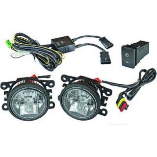 LED mistlampen met LED Dagrijverlichting Citroen, Opel, Renault, Ford, Peugeot