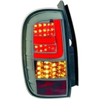 LED Achterlichten Dacia Duster - Smoke
