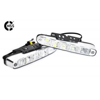 LED Dagrijverlichting 2x5 LEDS - 506HP