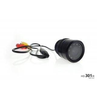 Achteruitrij camera (28mm) met night vision - HD-301-IR