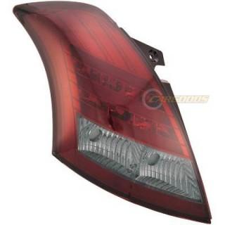 LED Achterlichten Suzuki Swift - Rood/Smoke