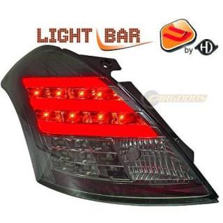 LED Achterlichten Suzuki Swift - Smoke
