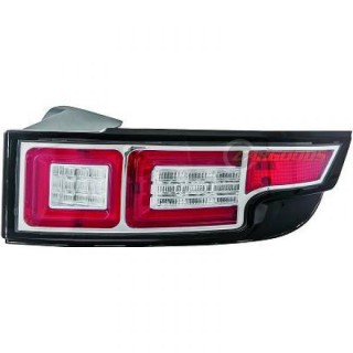 LED Achterlichten Landrover Discovery Evoque - Chroom