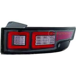 LED Achterlichten Landrover Discovery Evoque - Zwart