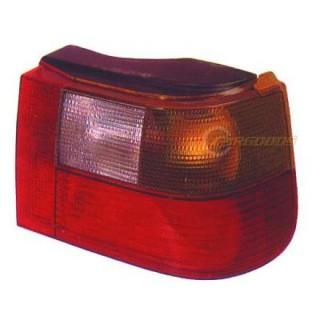 Achterlicht rechts Seat Ibiza 6k - Rood