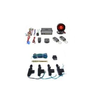Complete CV met TA-Technix alarm met klapsleutels