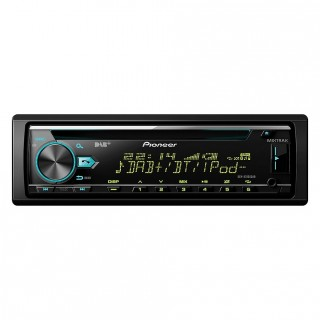 PIONEER DEH-X7800DAB - DAB+ Radio / CD Speler met AUX, USB en Bluetooth