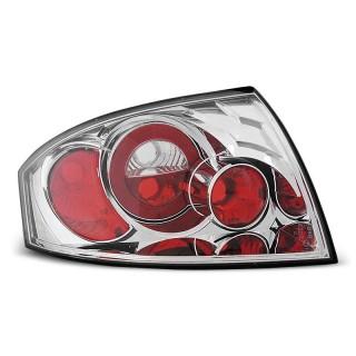 Achterlichten AUDI TT 99-06 - Chroom