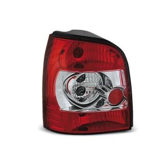Achterlichten AUDI A4 Avant - Rood/Wit