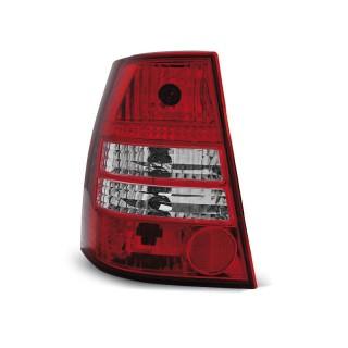 Achterlichten VW GOLF 4, BORA - Rood/Wit