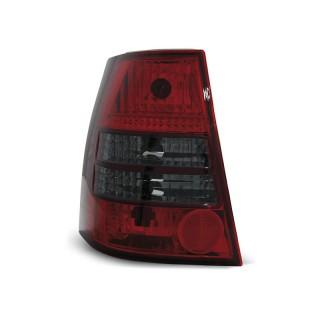 Achterlichten VW Golf 4, Bora Variant - Rood/Smoke