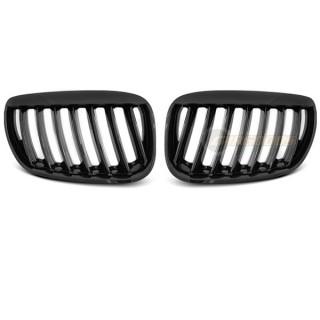 Nieren BMW X5 E53  - Glanzend zwart