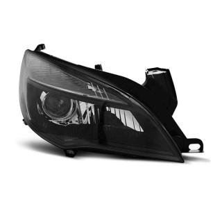 Koplampen met LED Dagrijverlichting OPEL ASTRA J - Zwart