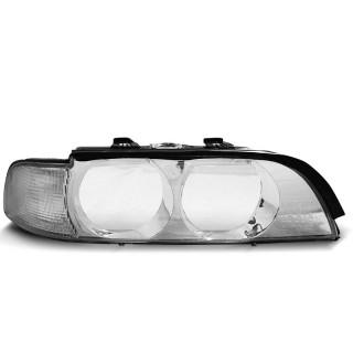 Koplampglas Bmw 5-Serie E39 - Chroom