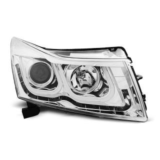 Koplampen met LED verlichting CHEVROLET CRUZE  - Chroom