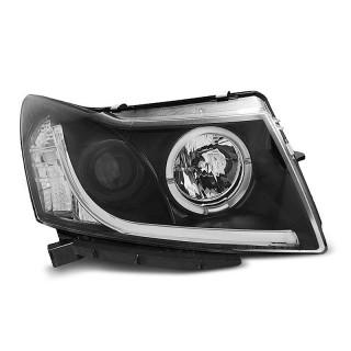 Koplampen met LED verlichting CHEVROLET CRUZE  - Zwart